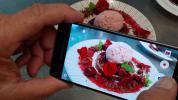 Zo fotograferen wij o.a. onze gerechten
